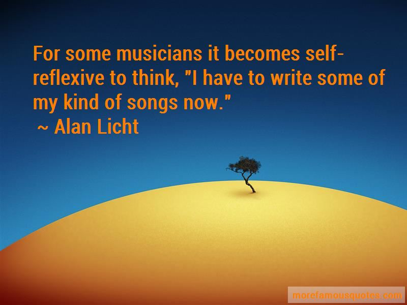Alan Licht Quotes Pictures 3