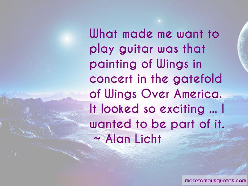 Alan Licht Quotes