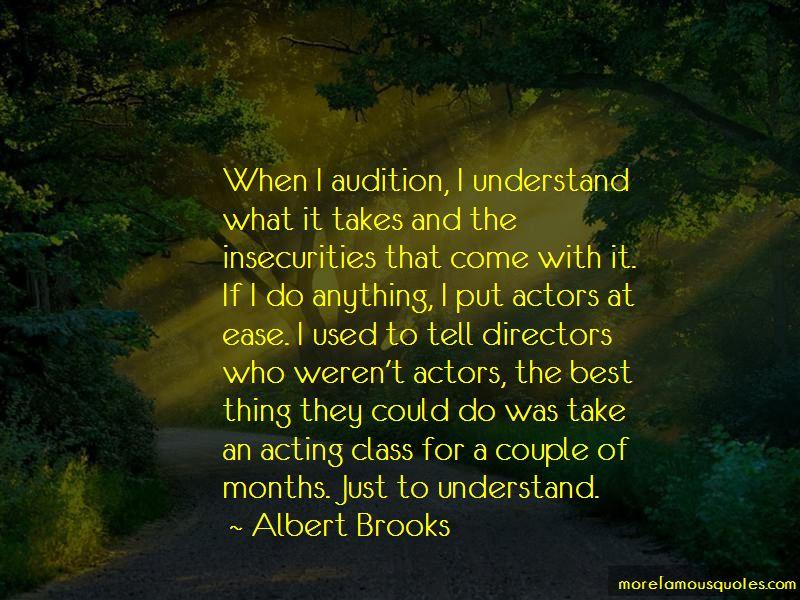 Albert Brooks Quotes Pictures 3