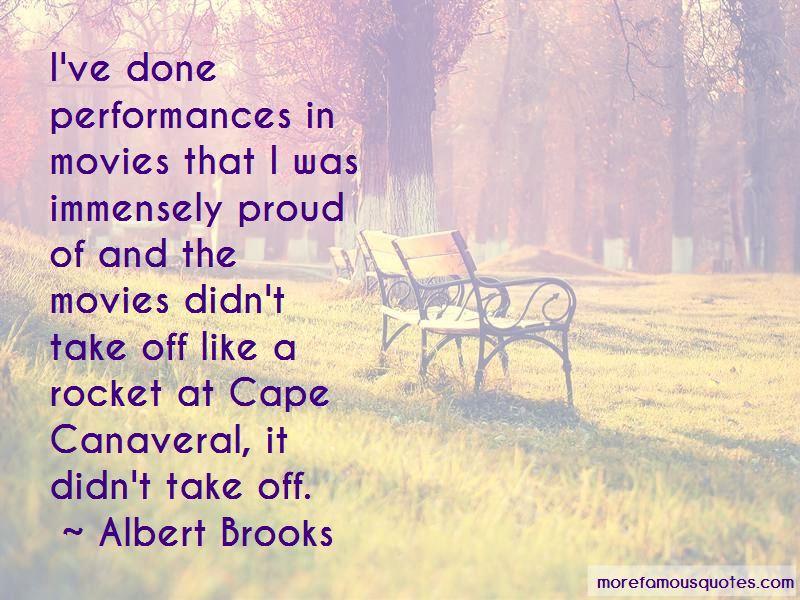 Albert Brooks Quotes Pictures 4
