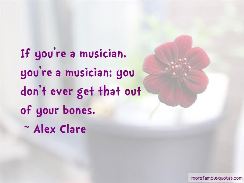 Alex Clare Quotes Pictures 2