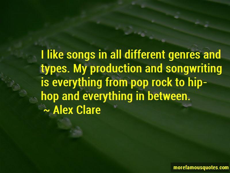 Alex Clare Quotes Pictures 3