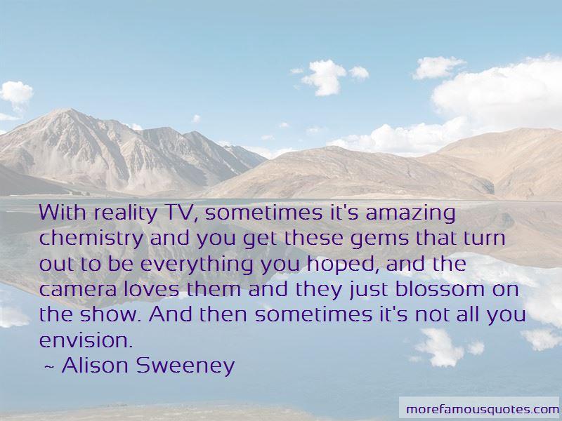 Alison Sweeney Quotes