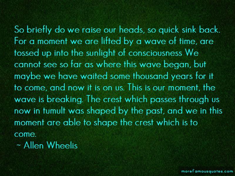 Allen Wheelis Quotes Pictures 2