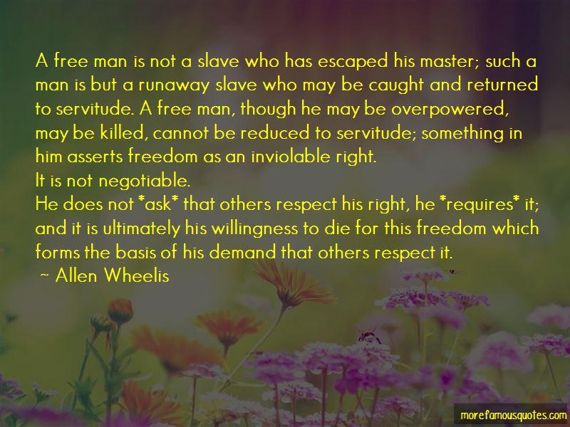 Allen Wheelis Quotes