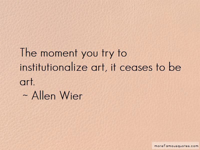 Allen Wier Quotes Pictures 4