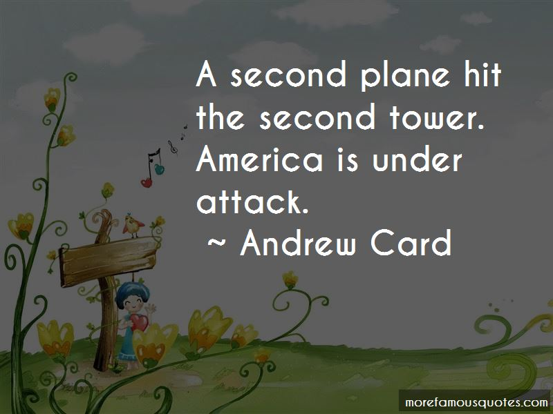 Andrew Card Quotes Pictures 2