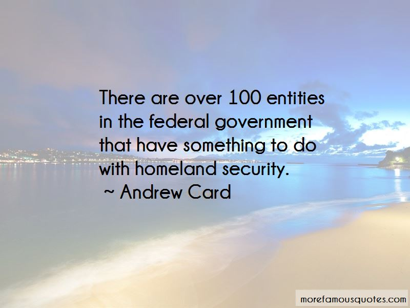 Andrew Card Quotes Pictures 4