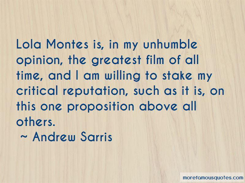 Andrew Sarris Quotes Pictures 3