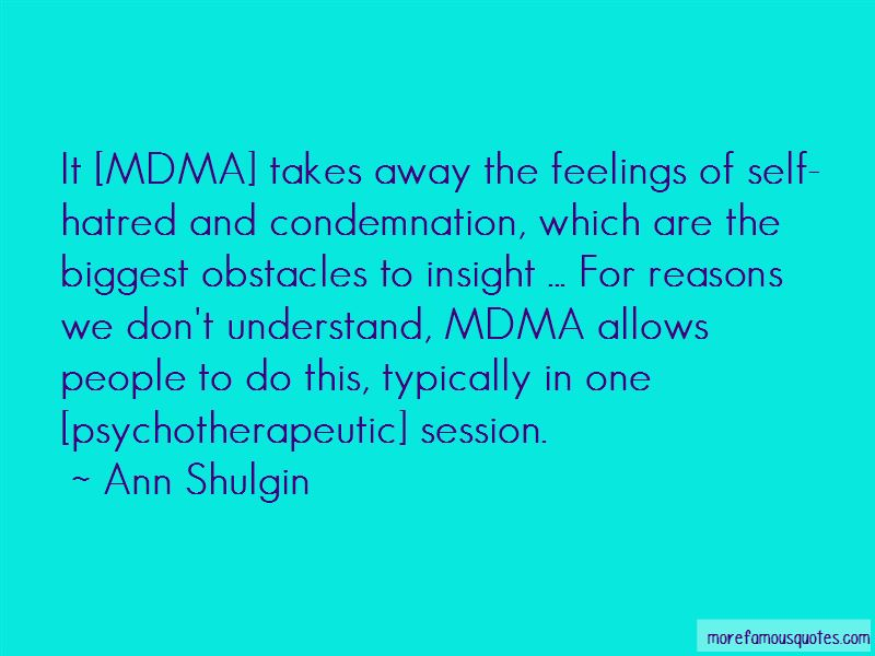 Ann Shulgin Quotes Pictures 3