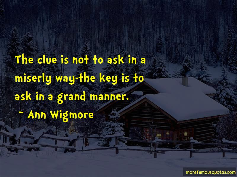 Ann Wigmore Quotes Pictures 2