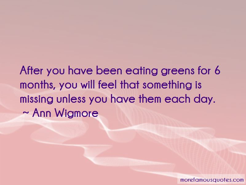 Ann Wigmore Quotes Pictures 4