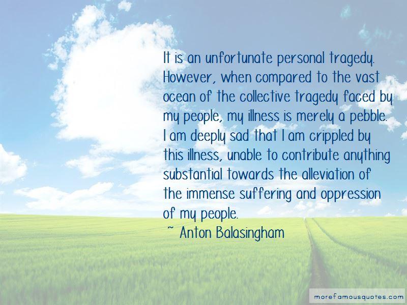 Anton Balasingham Quotes