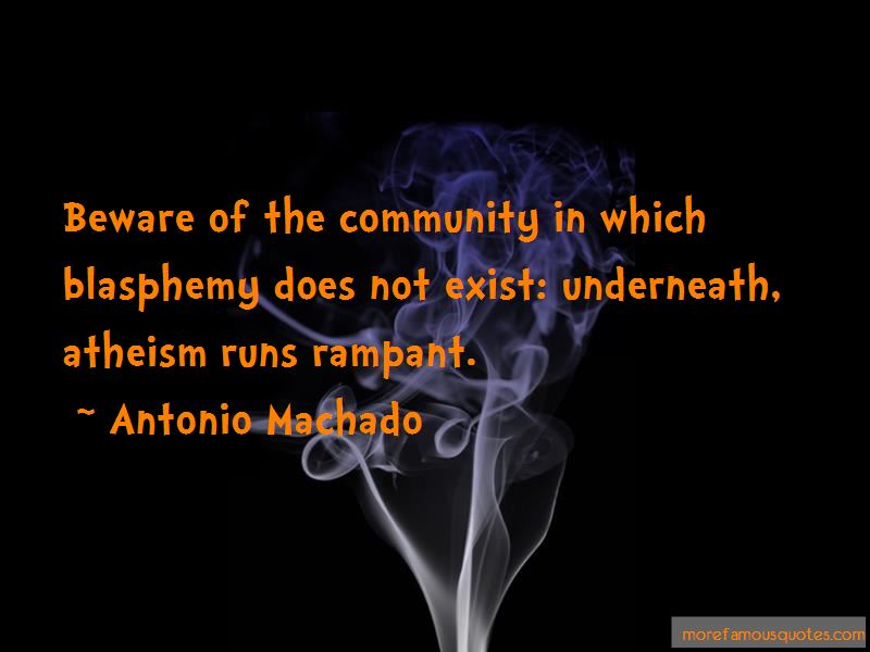 Antonio Machado Quotes Pictures 2