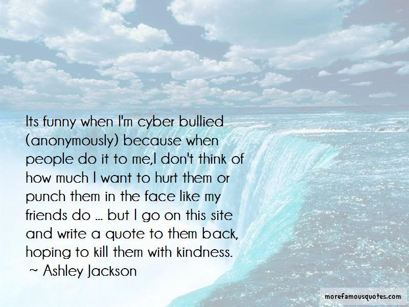 Ashley Jackson Quotes