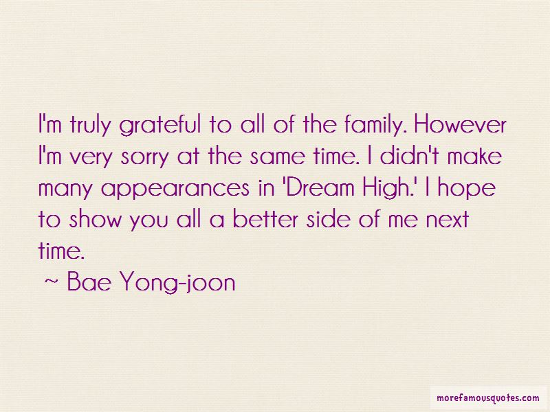 Bae Yong-joon Quotes Pictures 2