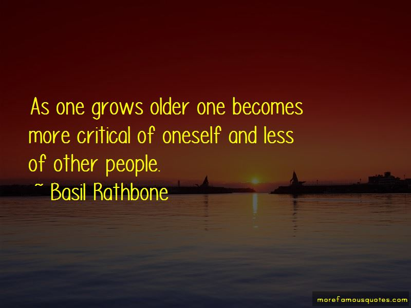 Basil Rathbone Quotes Pictures 4
