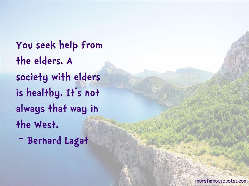 Bernard Lagat Quotes Pictures 4