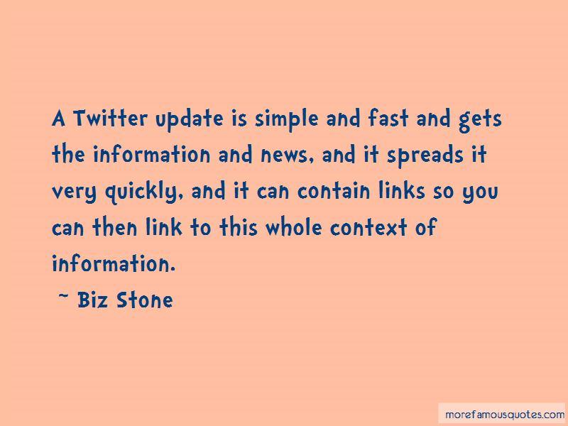 Biz Stone Quotes Pictures 3