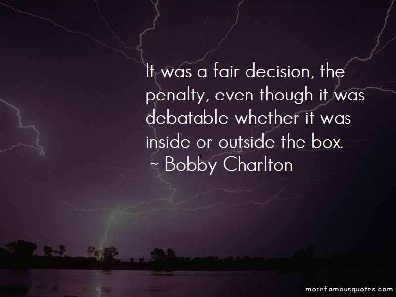 Bobby Charlton Quotes Pictures 3