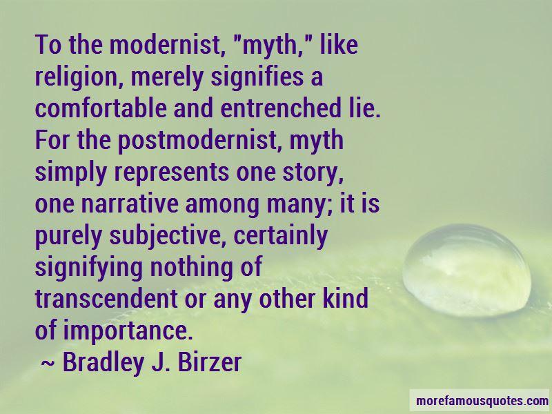 Bradley J. Birzer Quotes