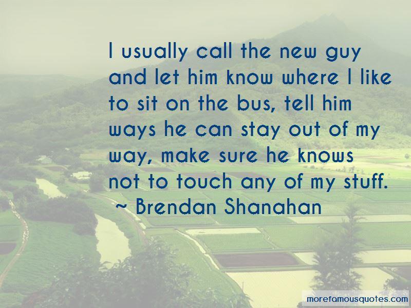 Brendan Shanahan Quotes