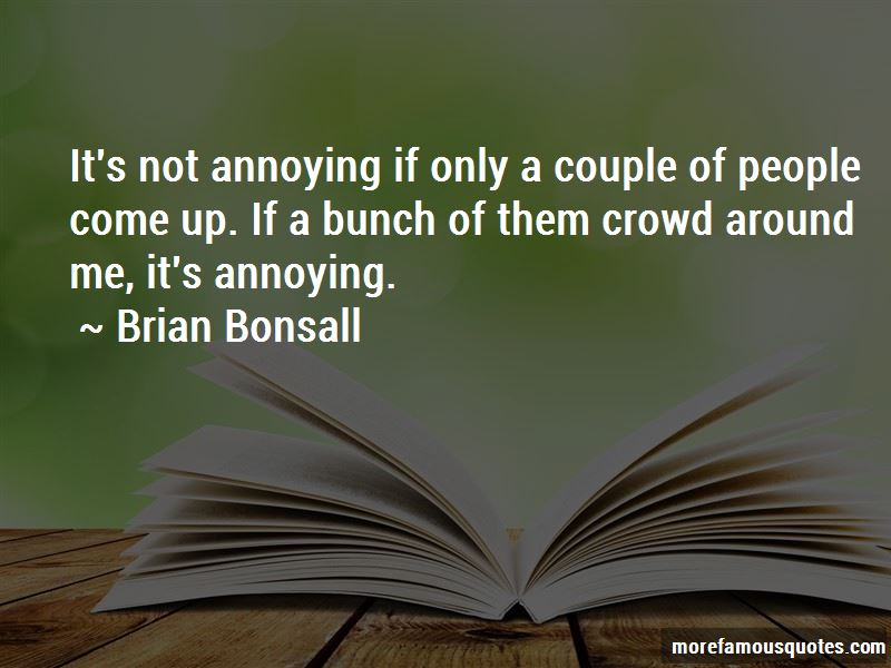Brian Bonsall Quotes