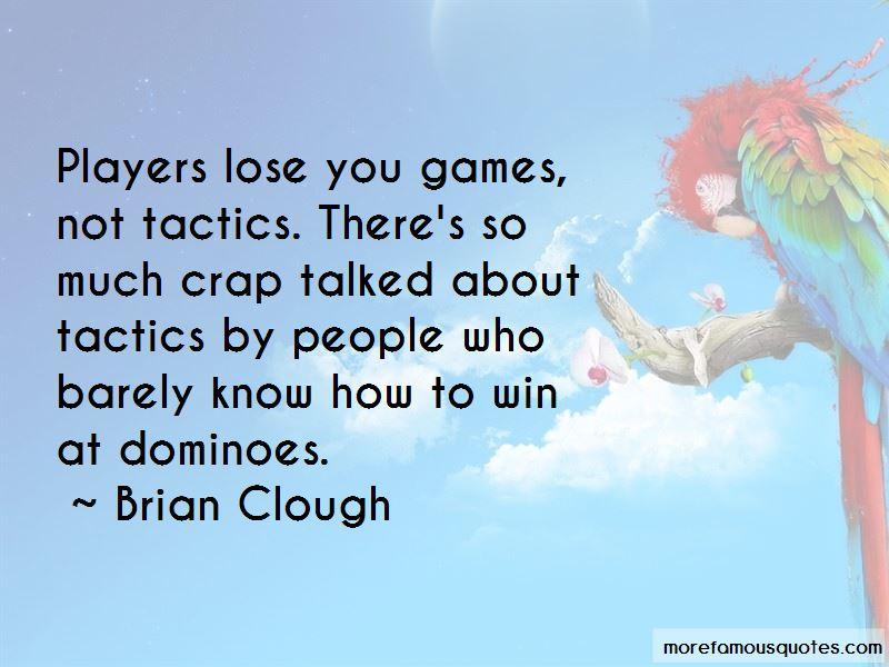 Brian Clough Quotes Pictures 2