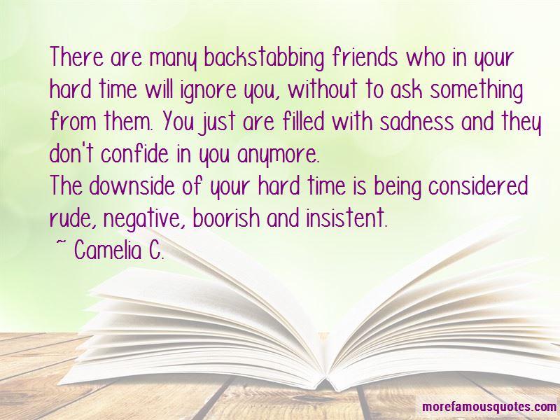 Camelia C. Quotes Pictures 4