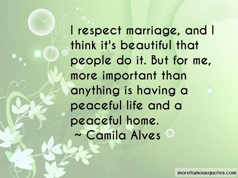Camila Alves Quotes Pictures 4