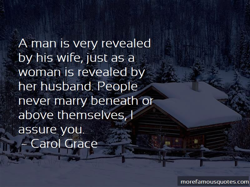 Carol Grace Quotes Pictures 2