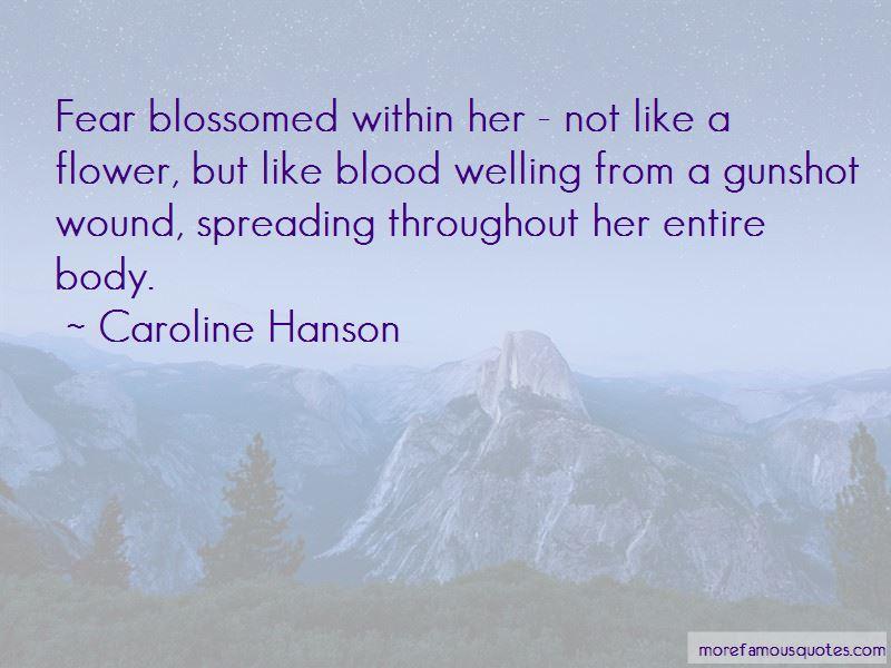 Caroline Hanson Quotes Pictures 2