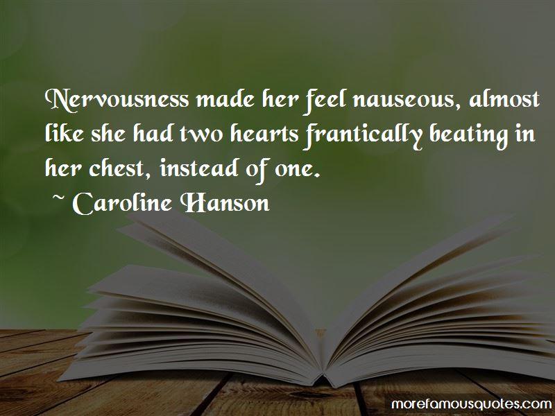 Caroline Hanson Quotes Pictures 4