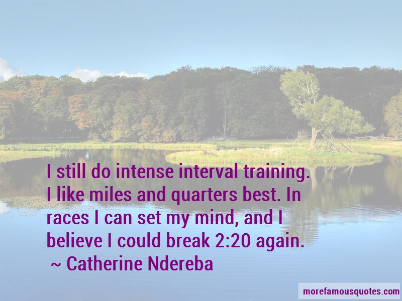 Catherine Ndereba Quotes Pictures 2