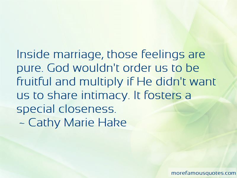 Cathy Marie Hake Quotes Pictures 2