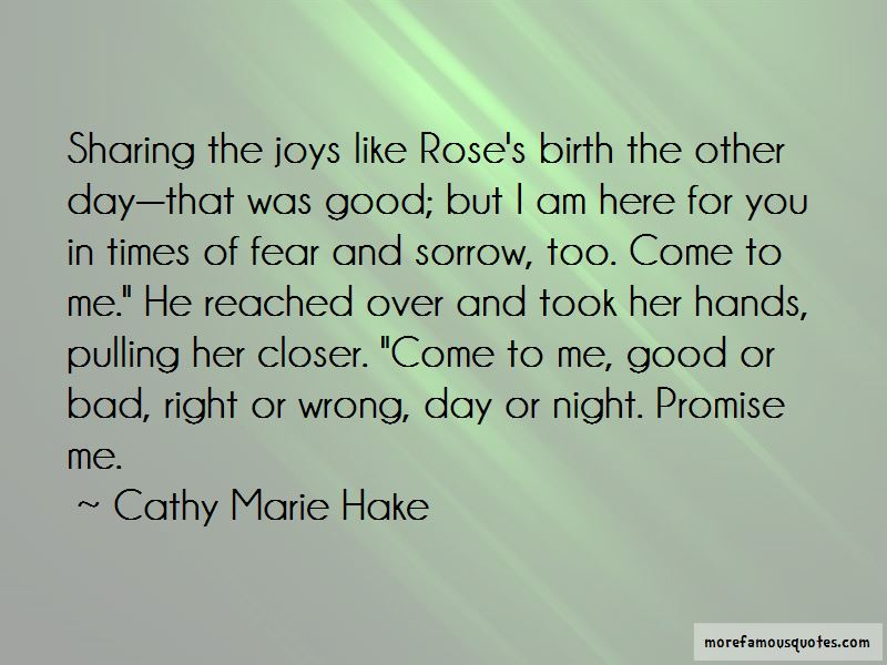 Cathy Marie Hake Quotes Pictures 3
