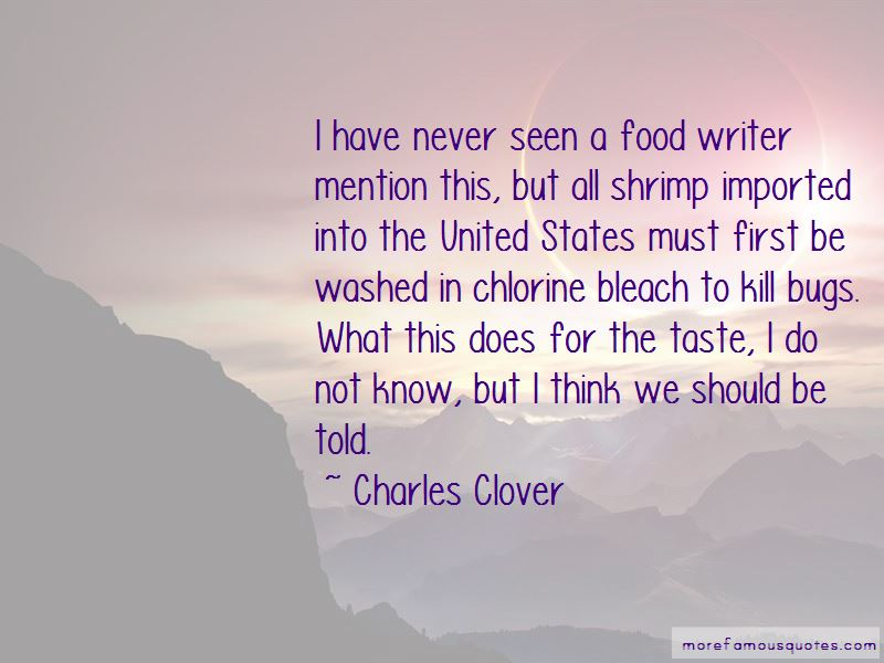 Charles Clover Quotes Pictures 3