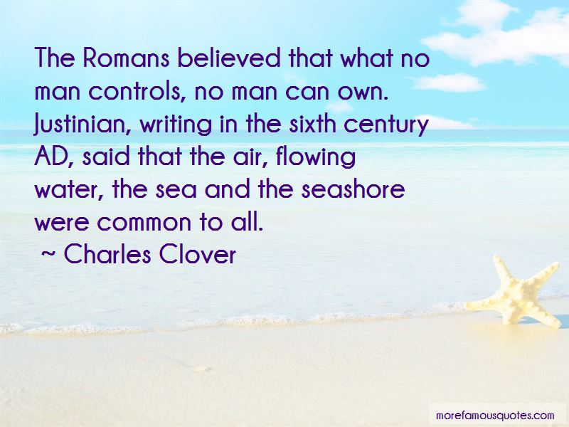 Charles Clover Quotes Pictures 4