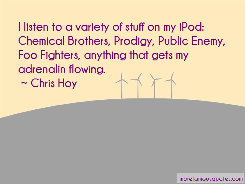Chris Hoy Quotes