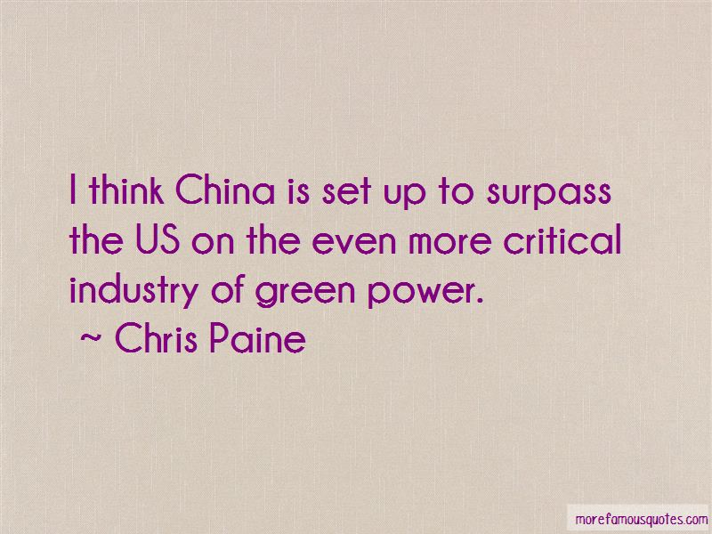 Chris Paine Quotes Pictures 4