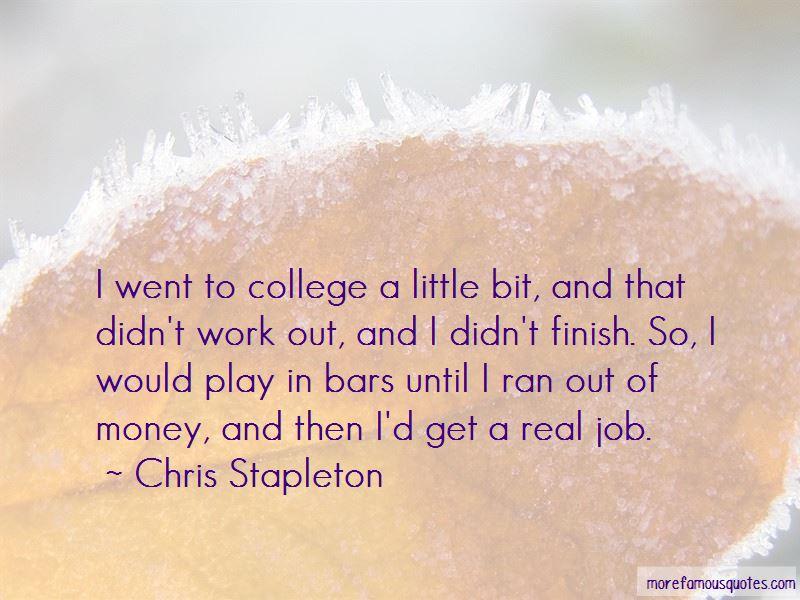 Chris Stapleton Quotes Pictures 4