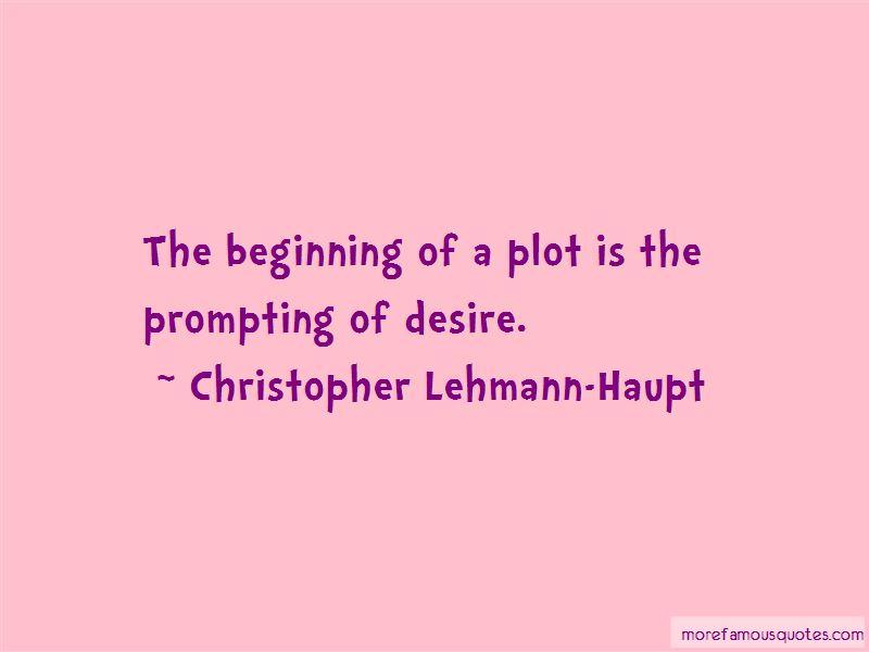 Christopher Lehmann-Haupt Quotes Pictures 2
