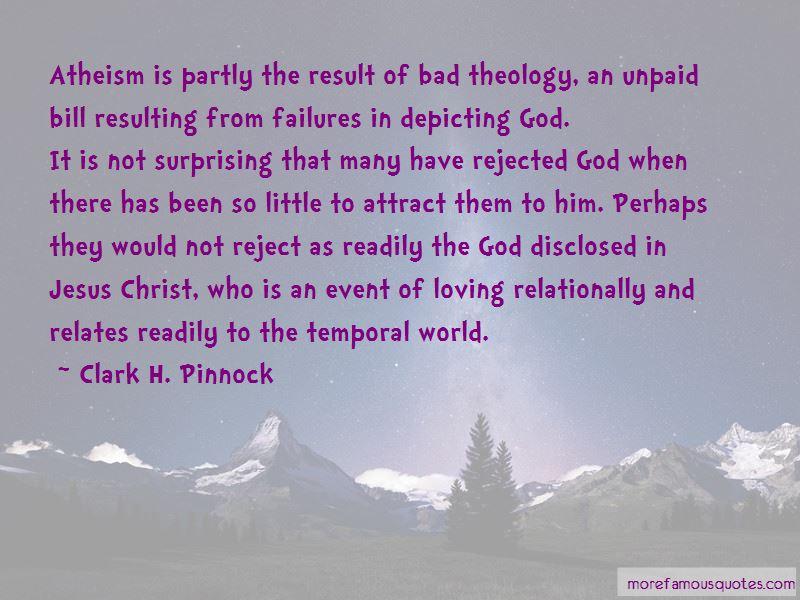 Clark H. Pinnock Quotes Pictures 2