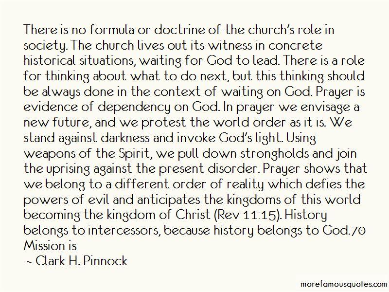 Clark H. Pinnock Quotes