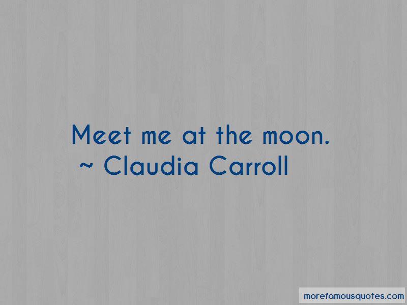 Claudia Carroll Quotes