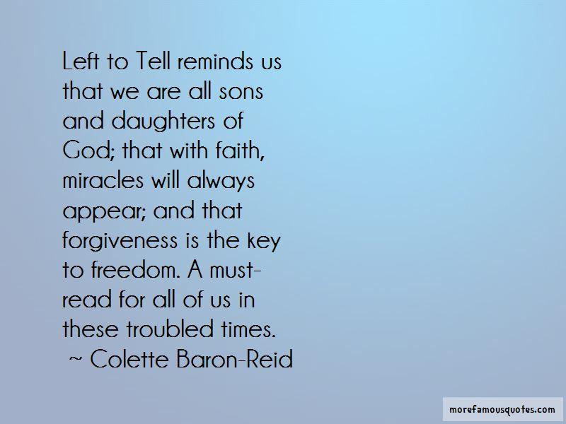 Colette Baron-Reid Quotes Pictures 2