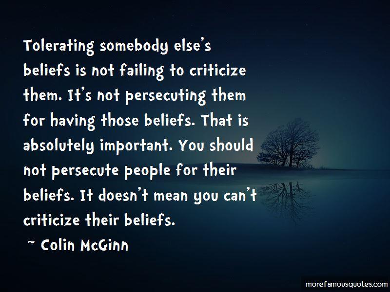 Colin McGinn Quotes
