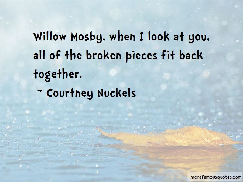 Courtney Nuckels Quotes Pictures 2