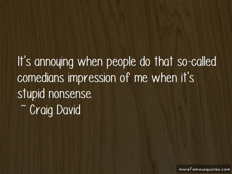 Craig David Quotes Pictures 3