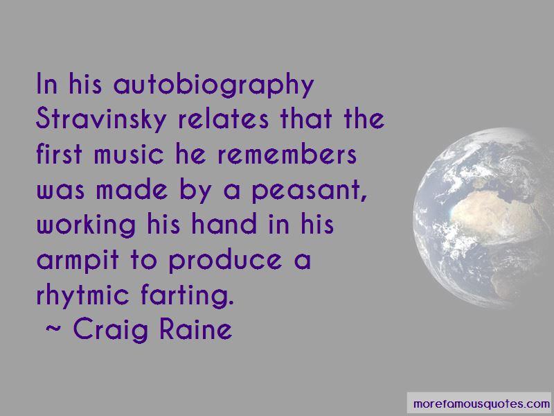 Craig Raine Quotes Pictures 4